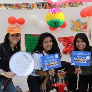 """Hilton Lima MirafIores celebra por tercera vez la """"Semana Global de Servicio de Hilton Worldwide"""""""