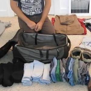 VIDEOS: Tips y consejos prácticos para empacar tu maleta de viaje