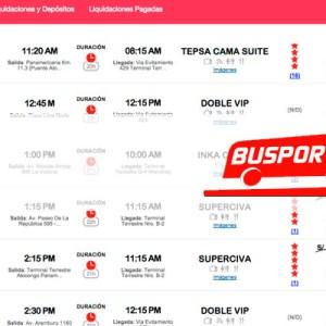 BUSPORTAL lanza su sistema integrado de distribución de pasajes de bus para agencias de viaje