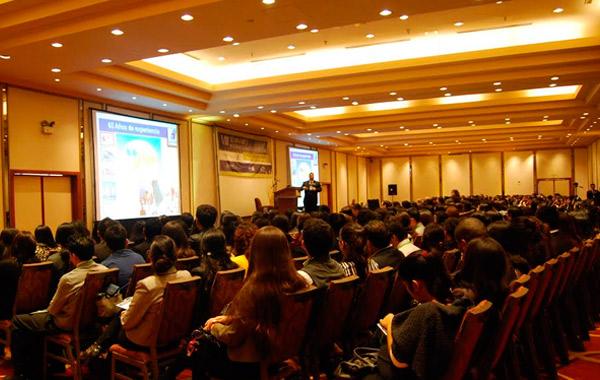USMP organiza X Seminario Internacional de Hotelería y Turismo