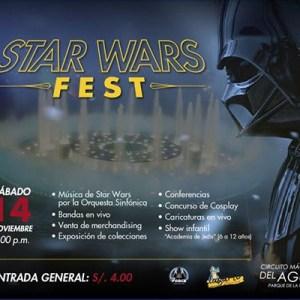 Star Wars Fest Lima 2015