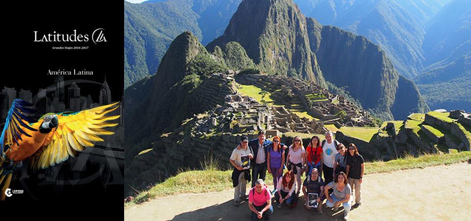 Latitudes organizó fam trip a Perú para más de 30 agentes de viajes
