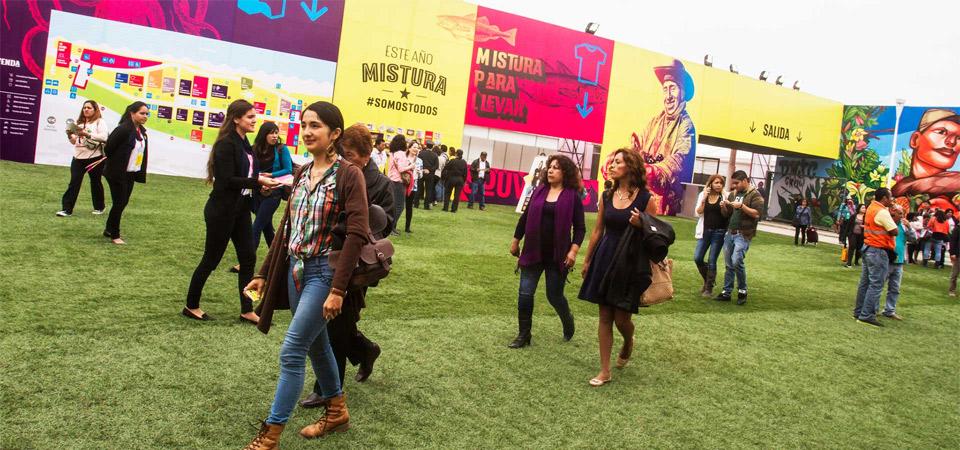 Mistura 2017 será en el Callao y el 2018 tendrá local propio en Villa El Salvador