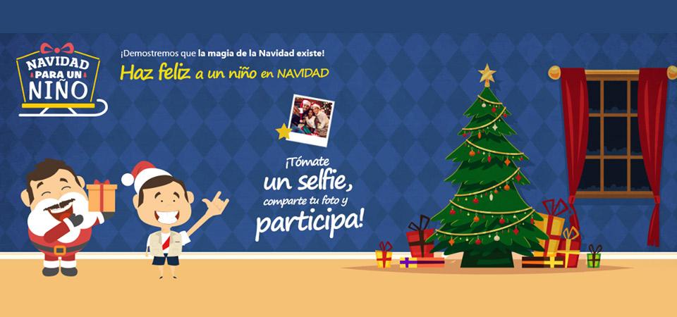 Cruz del Sur premia generosidad de sus usuarios con #NAVIDADPARAUNNIÑO