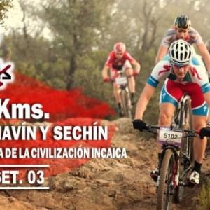 Ancash: competencia de downhill de Chavín hasta Sechín desde el 31 de agosto