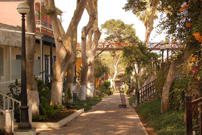 El barrio limeño de Barranco figura entre los 25 más hipsters del mundo
