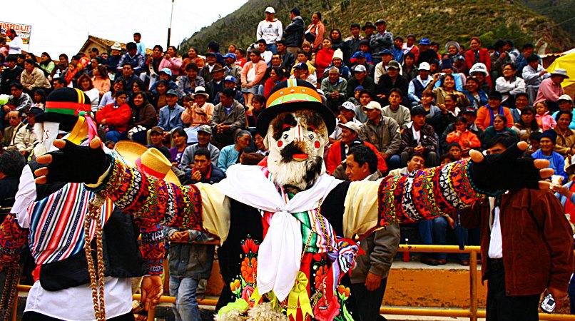 Declaran Patrimonio Cultural de la Nación a festividad del Señor de Muruhuay