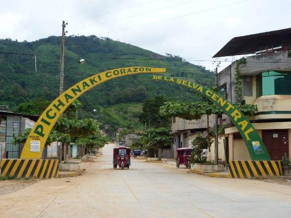 Pichanaki, Junín: Promueven tours gratuitos a zonas naturales durante Semana Santa