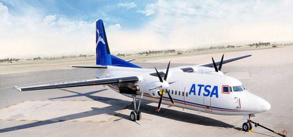 Aerolínea ATSA volará entre Lima y Chachapoyas en junio