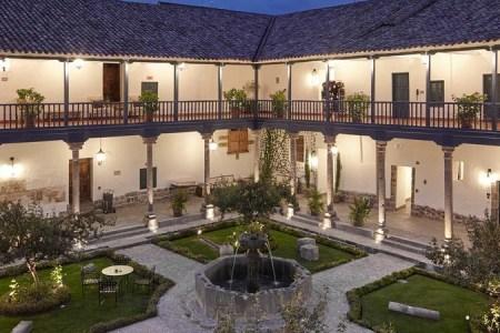 """Belmond Palacio Nazarenas es considerado el mejor hotel en ciudades de Centro y Sudamérica por """"Travel & Leisure"""""""