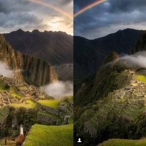 Instagram: comparten la imagen más espectacular de Machu Picchu