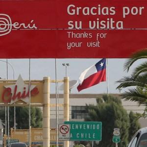 Gobiernos de Perú y Chile simplificarán control migratorio en zona de frontera