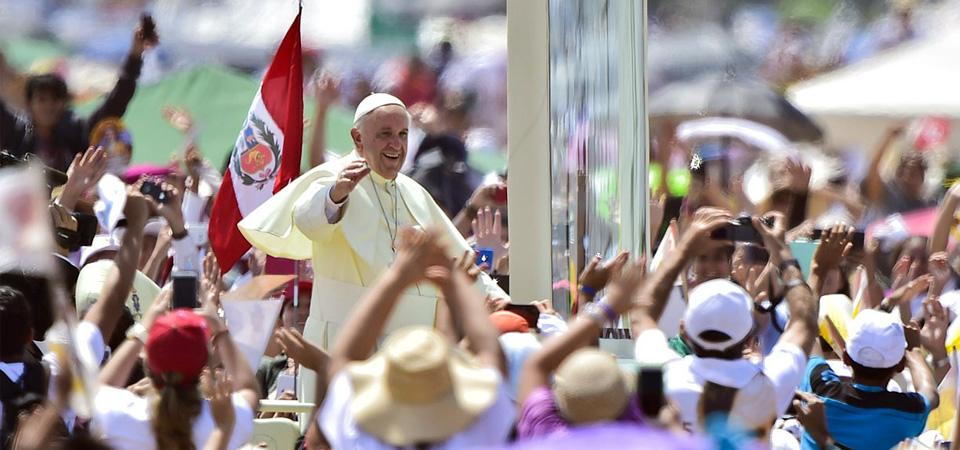 Observatorio Turístico del Perú calcula incremento del turismo por visita del Papa el 2018