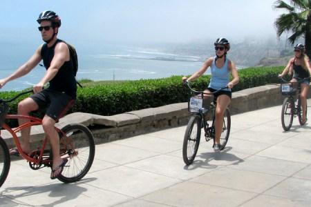 Actividades por el día Mundial sin Auto en Lima