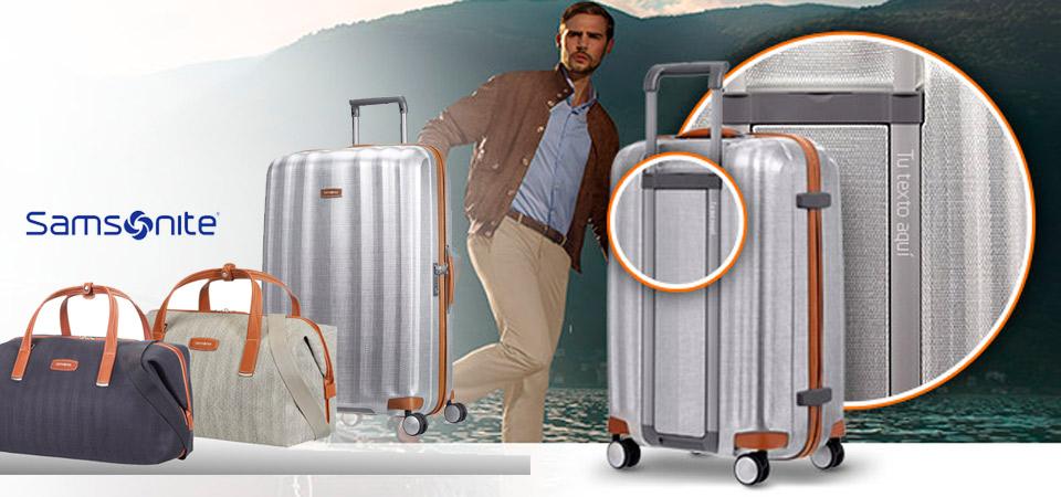 Samsonite presenta sus nuevas líneas de maletas Lite-Cube y bolsos SBL Lite