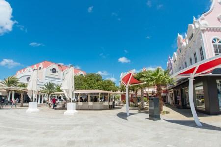 ¿Sabías que la capital de Aruba cuenta con WiFi gratuito en sus puntos más icónicos?