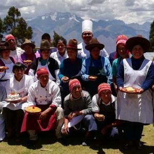 Comunidad Mullak'as Misminay de Cusco recibe capacitaciones gracias a Belmond Hotel Rio Sagrado y Condor Travel