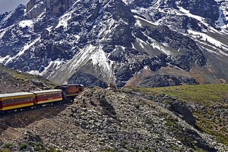 Ferrocarril de Lima a Huancayo: Salidas turísticas 2018