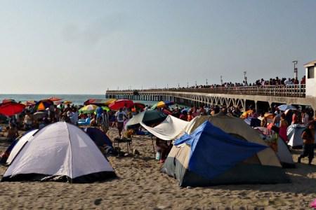 Las mejores playas del Norte y Sur de Lima para acampar en Semana Santa
