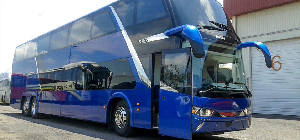 Cinco consejos básicos para viajar seguro en bus por vacaciones