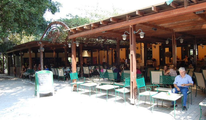 Historic Cafe of Chania