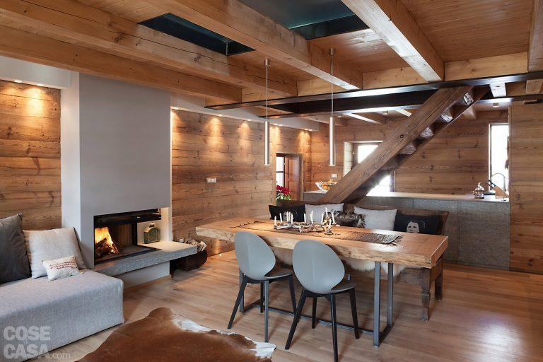 arredamento come arredare casa con i soffitti molto alti. Cinque Modi Per Arredare Casa Con Travi A Vista