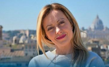 """Giorgia Meloni: """"Le specificità di ogni partito sono la forza del centrodestra. No al partito unico"""""""