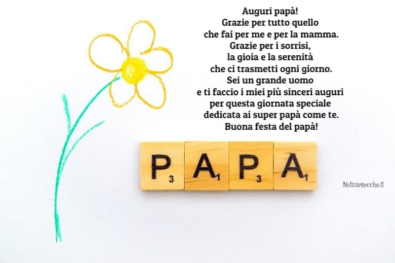Frasi Per La Festa Del Papà Commoventi Le Più Belle In