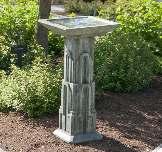 garden sculptures | stone bird bath