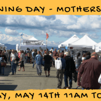 2017 Everett Farmer's Market Opening Day