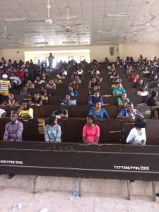 POST-UTME SCREENING EXERCISE FOR ADMISSION TO THE DELTA STATE