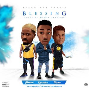 Music: Kayzeerizy ft. Jabulani & Peezany – Blessing
