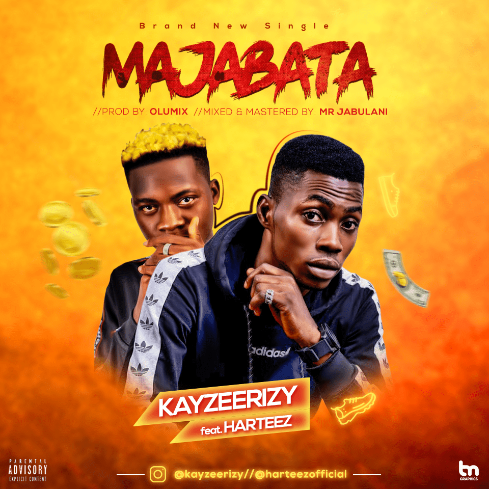 Music: Kayzeerizy ft Harteez – Majabata