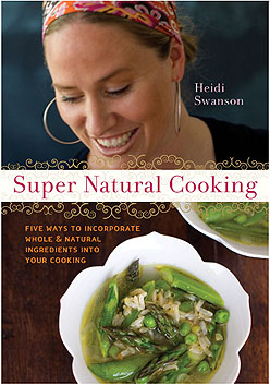 Super Natural Cooking cover