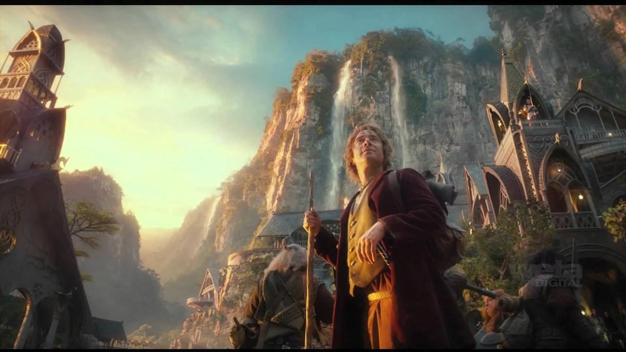 el hobbit como se hizo making of