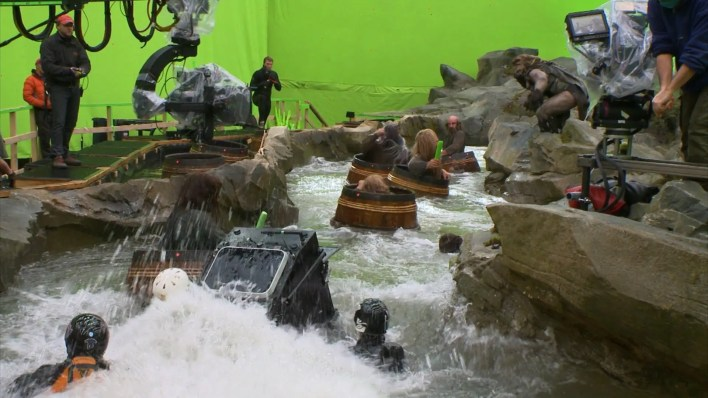 el hobbit como se hizo making of