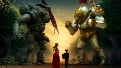 Cortos de Animación 3d - A Gentelmans Duel