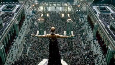 Photo of Bienvenidos a la resurreccion de 300. Rise of an empire.