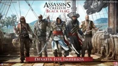 Photo of Nueva presentacion de Assassins Creed 4.