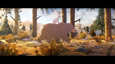 Cortometraje de Animación & Making of. The Bear & The Hare