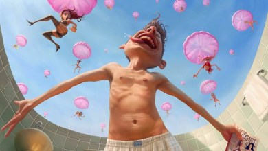 Photo of El Humor de las Ilustraciones de Tiago Hoisel