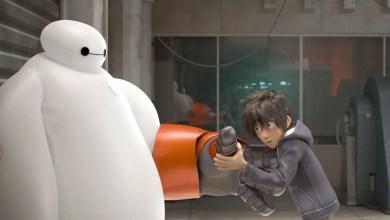 Photo of Trailer Sneak Peek y Primeras Imagenes del gran estreno Big Hero 6