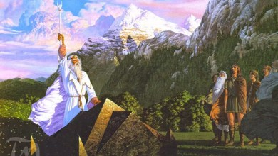 Photo of La Obra del Ilustrador Ted Nasmith