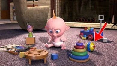 Photo of Jack Jack Attack. Cortometraje