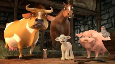 Photo of Película de Animación 3d: El León de Judá