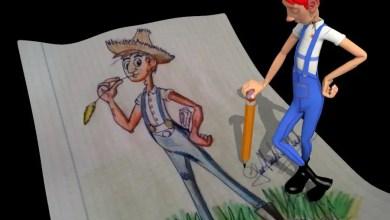 Photo of Eduardo y El Televisor. Corto en Animación
