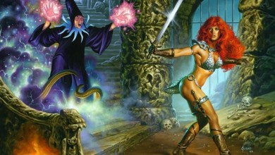 Photo of Ilustraciones de Joe Jusko