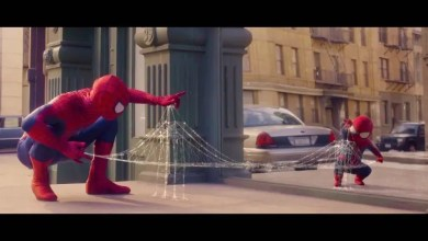 Photo of Spot Spiderman baby Dance para Evian