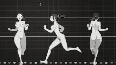 Photo of Tutorial Animación de caminatas y carreras. Felix Sputnik
