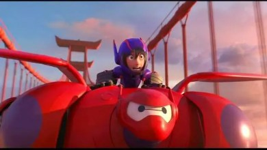 Photo of El Primer Vuelo de Big Hero 6. Una Pasada!!